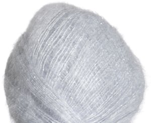 Debbie Bliss Party Angel Yarn - 03 Grey/Silver