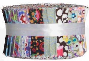 Kaffe Fassett Kaffe Classic Precuts Fabric - Design Roll - Neutral