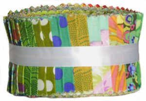 Kaffe Fassett Kaffe Classic Precuts Fabric - Design Roll - Green