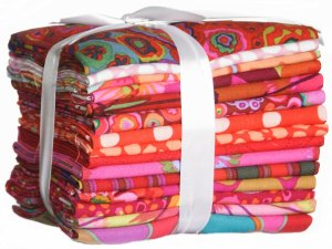 Kaffe Fassett Kaffe Classic Precuts Fabric - Fat Quarter - Red