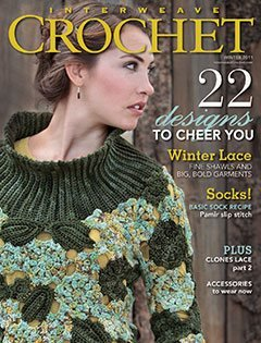 Interweave Crochet Magazine - '11 Winter