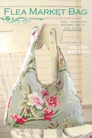 Tanya Whelan Sewing Patterns - Flea Market Bag Pattern