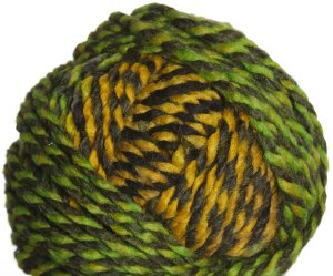 On Line Lucido - Linie 268 Yarn - 09 Greens, Orange