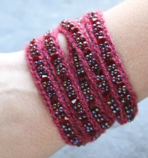 Nelkin Designs Ribband - Ruby