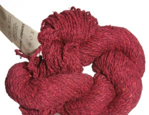 Rowan Summer Tweed Yarn - 537 - Summer Berry