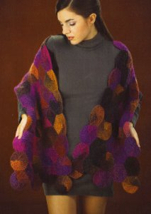 Wisdom Yarns Poems Rising Suns Shawl Kit - Scarf and Shawls