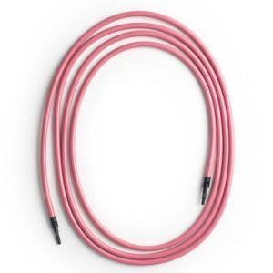 "Denise Interchangeable Sets and Cords Needles - 40"" Pink Cord Needles"