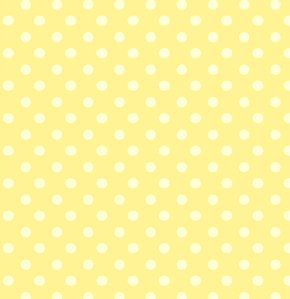 Freespirit Designer Essentials Print Fabric - Beads - Buttercup