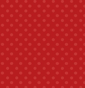 Freespirit Designer Essentials Print Fabric - Beads - Red
