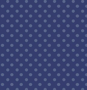 Freespirit Designer Essentials Print Fabric - Beads - Blue