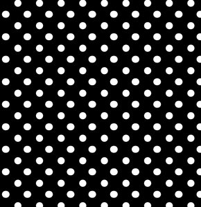 Freespirit Designer Essentials Print Fabric - Beads - Black