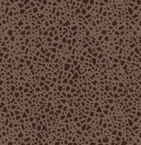 Freespirit Designer Essentials Print Fabric - Instincts - Brown