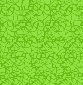Freespirit Designer Essentials Print Fabric - Twine - Apple Green