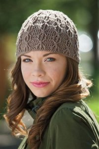 Spud & Chloe Fine Atomic Hat Kit - Crochet for Adults