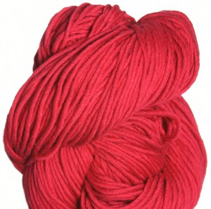 Tahki Soft Cotton Yarn - 22 Red