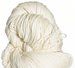 Tahki Soft Cotton Yarn - 02 Ecru (Discontinued)