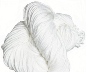 Tahki Soft Cotton Yarn - 01 White (Discontinued)