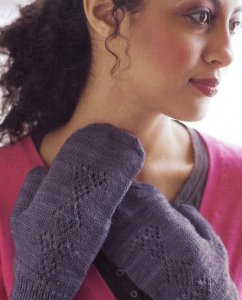 Dream in Color Smooshy Esplanade Mittens Kit - Hats and Gloves