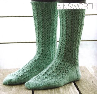 Shibui Sock Ainsworth Socks Kit - Socks