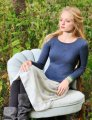 Blue Sky Alpacas Adult Clothing Patterns - Vladimira's Shell
