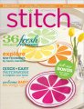 Interweave Press Stitch Magazine - '12 Spring