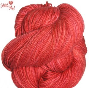 Kollage Sock-a-licious Yarn - 7813 Sangria (Stitch Red)