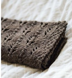 Brooklyn Tweed Patterns - Wool Leaves Pattern