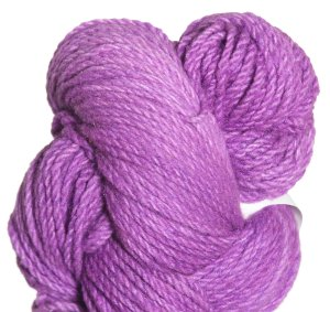 Sweet Grass Wool Mountain Silk 2 ply Yarn - Purple