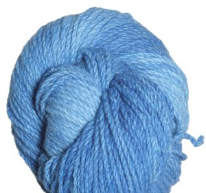 Sweet Grass Wool Mountain Silk 2 ply Yarn - Sapphire