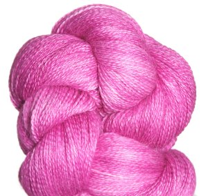 Wolf Creek Wools Luscious Yarn - Raspberry