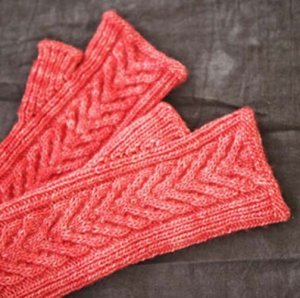 Madelinetosh Tosh Merino Light Staghorn Mitts Kit - Hats and Gloves