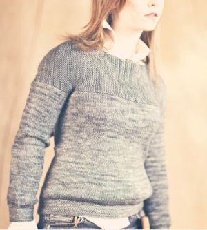 Madelinetosh Tosh DK Wanderlust Pullover Kit - Women's Pullovers