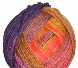 Classic Elite Liberty Wool Print Yarn - 7807 Campfire (Discontinued)