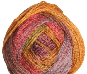 Classic Elite Liberty Wool Print Yarn - 7897 Sunrise (Discontinued)