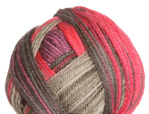 Classic Elite Liberty Wool Print Yarn - 7860 Berry Brambles