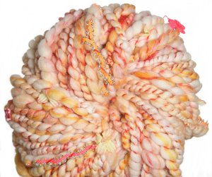 Knit Collage Gypsy Garden Yarn - Cherry Blossom