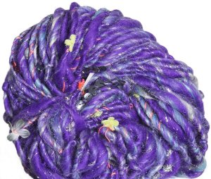 Knit Collage Gypsy Garden Yarn - Cosmic Blue
