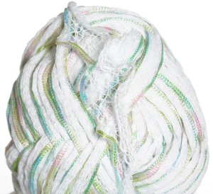 Knitting Fever Petals Yarn - 01 White
