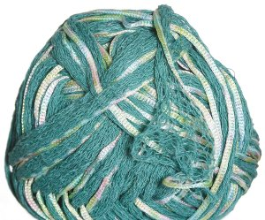 Knitting Fever Petals Yarn - 09 Teal
