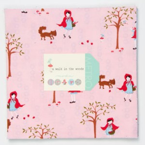 Aneela Hoey A Walk in the Woods Precuts Fabric - Layer Cake