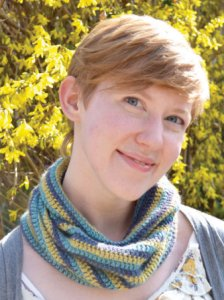 The Fibre Company Road to China Light Breda Cowl Kit - Crochet for Adults