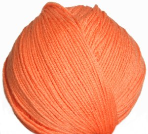 Rowan Wool Cotton 4ply Yarn - 489 Satsuma (Discontinued)