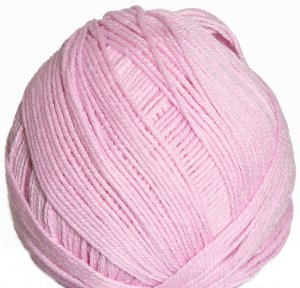 Rowan Wool Cotton 4ply Yarn - 484 Petal