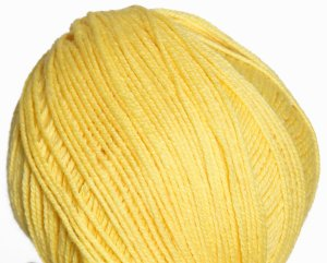 Rowan Wool Cotton 4ply Yarn - 488 Butter (Discontinued)