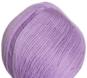 Rowan Wool Cotton 4ply Yarn - 490 Violet (Discontinued)