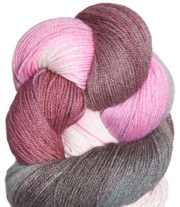 Lorna's Laces Solemate Yarn - '12 February - New Beginnings