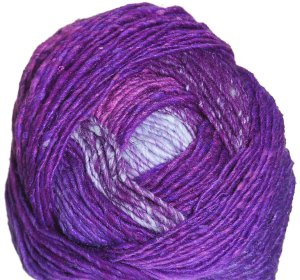 Noro Karuta Yarn - 11 Purples, Light Blue