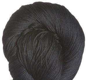 Mouzakis Super 10 Cotton Yarn - 0001 Black