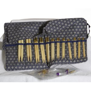 KA Standard Switch Exchangeable Circular Needle Set Needles - Japanese Star Needles
