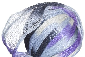 Katia Bossa Nova Yarn - 70 Blues, Silver, Black, Purple